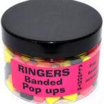 Ringers banded pop ups