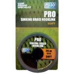 Asso Pro Sinking Braid Hooklink Soft 20m