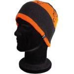 Czapka FOX Black Orange Beanie
