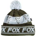 Czapka FOX Green Silver – Lined Bobble Hat