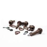 Koralik zderzakowy – brązowy1