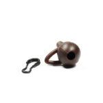 Koralik zderzakowy – brązowy2