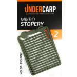 Mikro stopery – zielone UNDERCARP