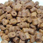 Pellet Harison 8 mm 5 kg orzech tygrysi