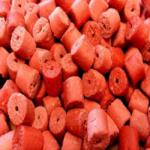 Pellet Harison 8 mm 5 kg truskawka