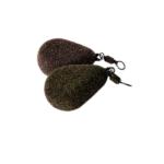 Stalomax ciężarek Płaska Gruszka brązowy