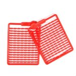 undercarp Mikro stopery – czerwone
